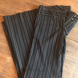 The Limited pin stripe pant